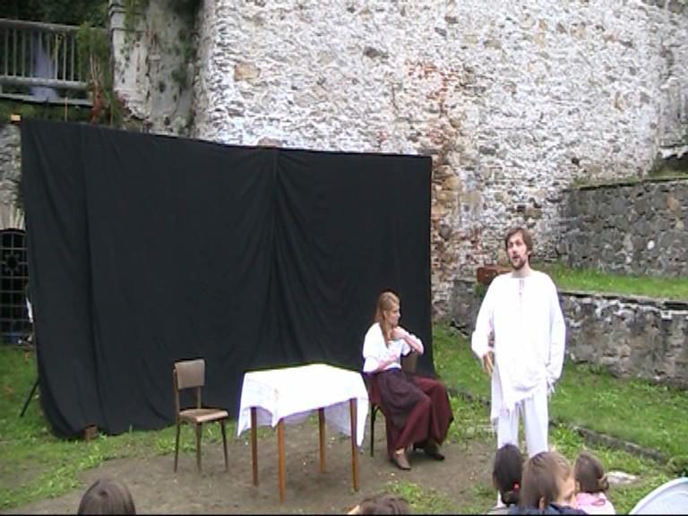Ukázka z představení