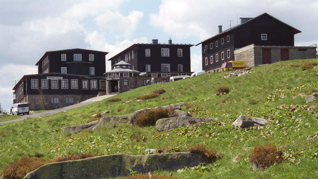 Petrova bouda - snímek z roku 2004