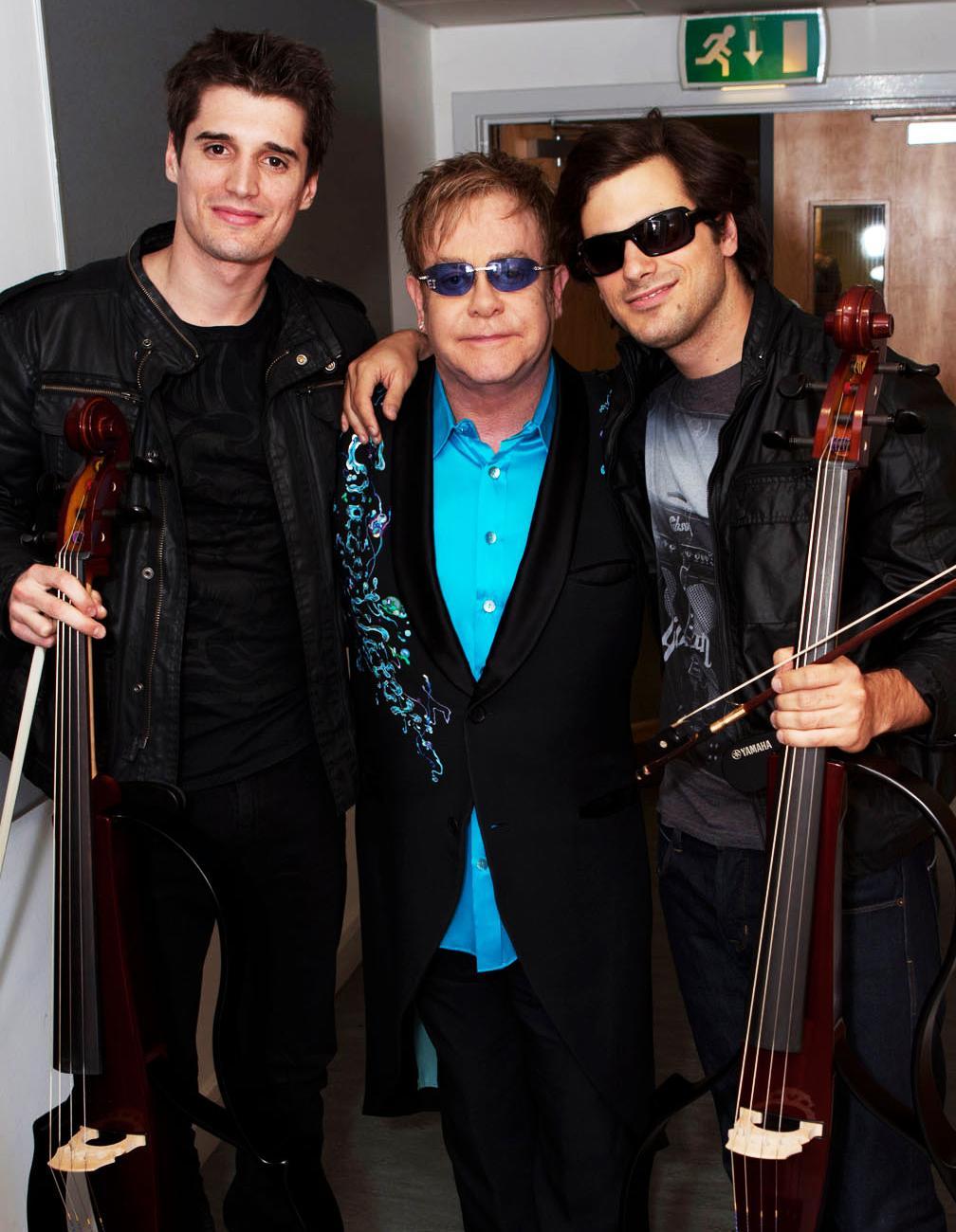 2Cellos a Elton John