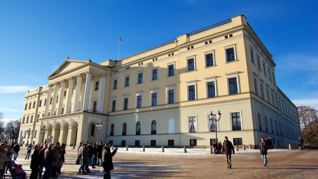 Královský palác v Oslu