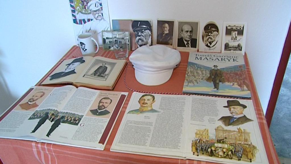 Výstava muzea Sklep