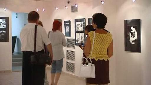 Výstava fotografií Tadeusze Gabryśe