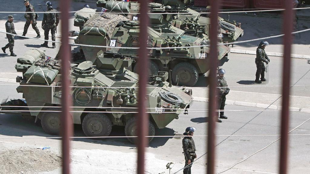 Jednotky NATO v Kosovu