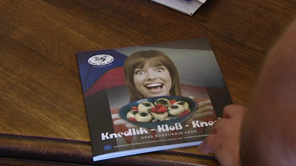 Česko-bavorská kuchařka