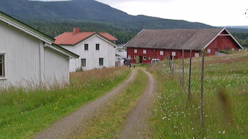 Farma norského atentátníka Breivika