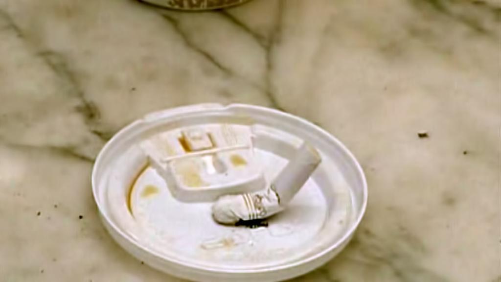 Poslední cigareta