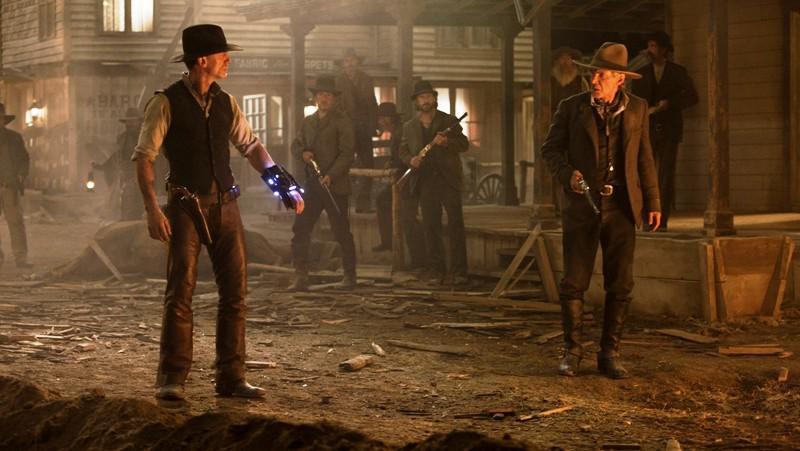 Kovbojové a vetřelci