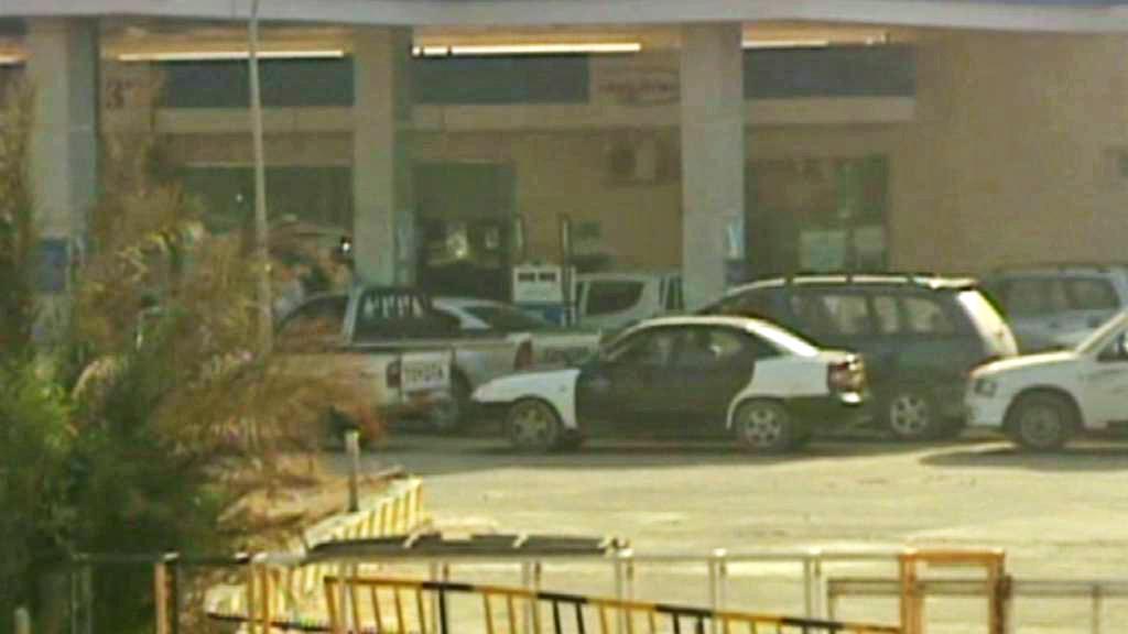 Fronty u čerpacích stanic v Libyii