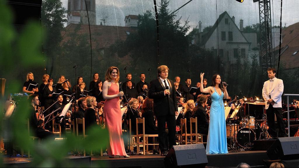 MHF Český Krumlov 2011 / Nesmrtelná Broadway
