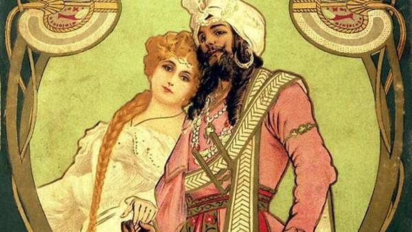 Obálka knižního vydání Sandokana
