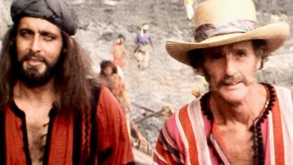Sandokan a Yanez