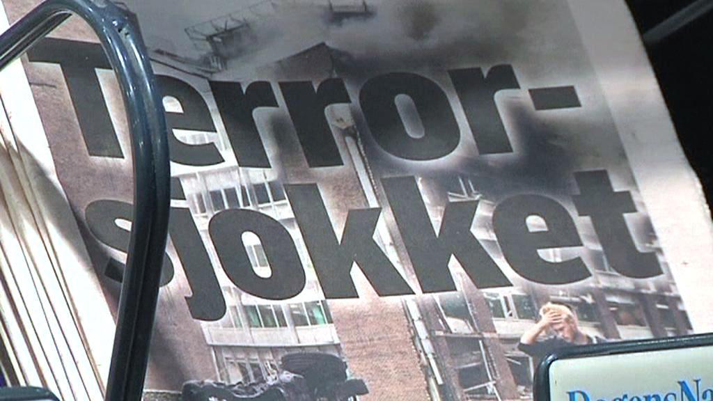 Norský tisk o pátečním teroristickém útoku