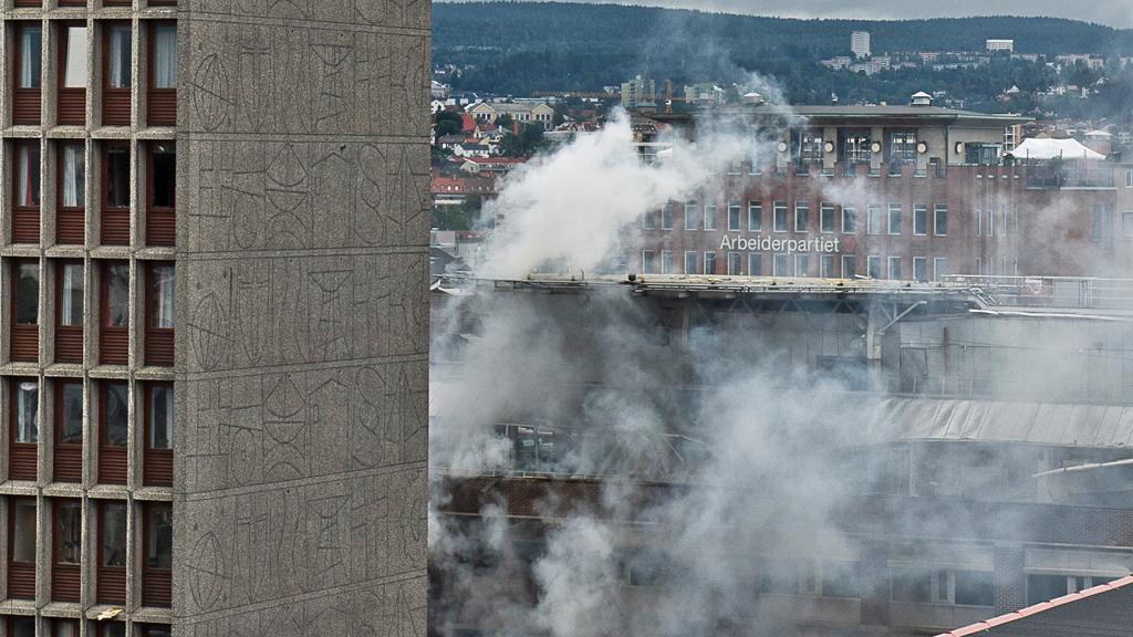Pumový útok na Oslo