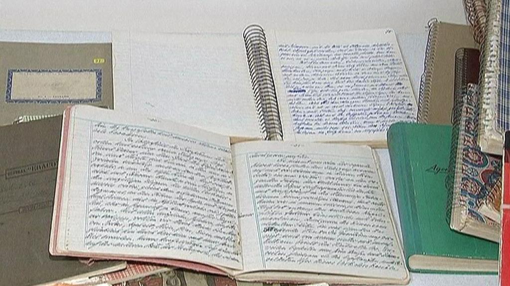 Mengeleho deníky