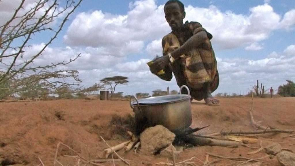 Hladomor v Somálsku