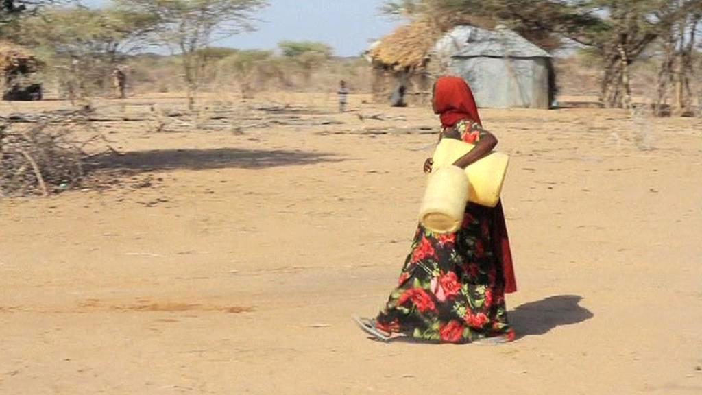 Sucho v Somálsku