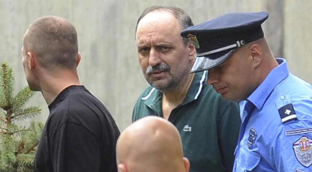 Goran Hadžić byl vydán do Haagu