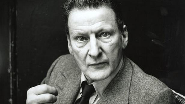 Britský malíř Lucian Freud