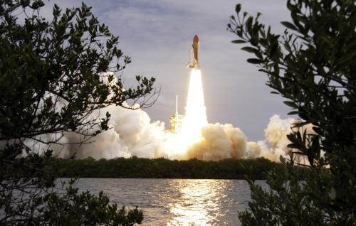 Poslední start raketoplánu Atlantis