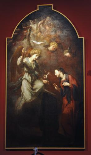 Karel Škréta / Zvěstování Panně Marii