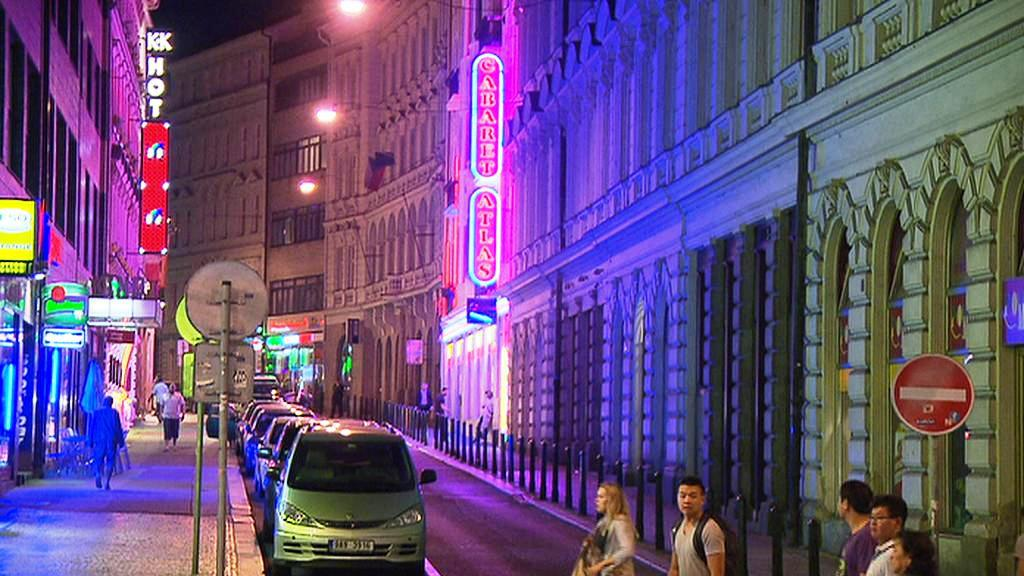 Noční život v Praze