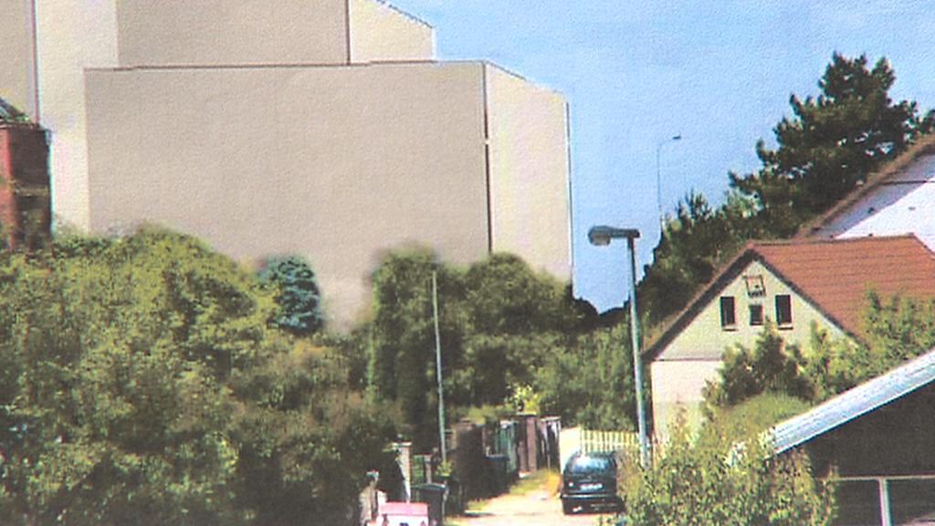 Návrh administrativního centra na Chodovci