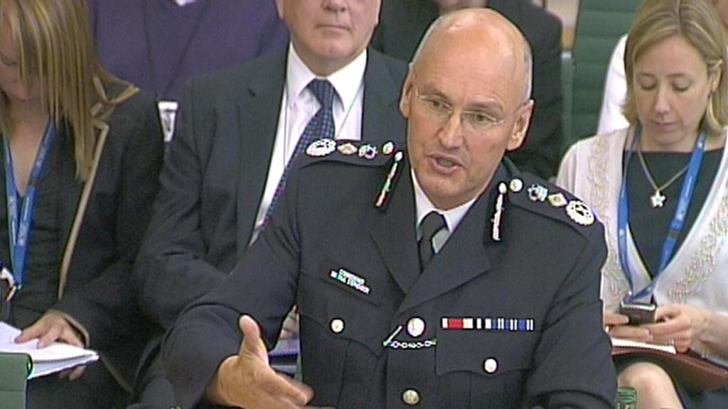 Paul Stephenson v britském parlamentu