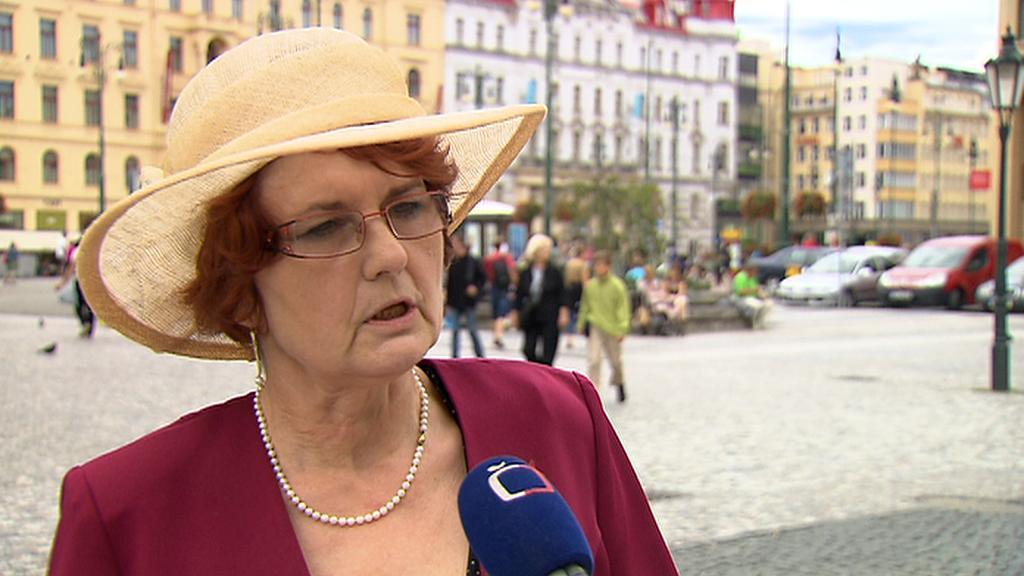 Miloslava Fléglová, mluvčí ČOI