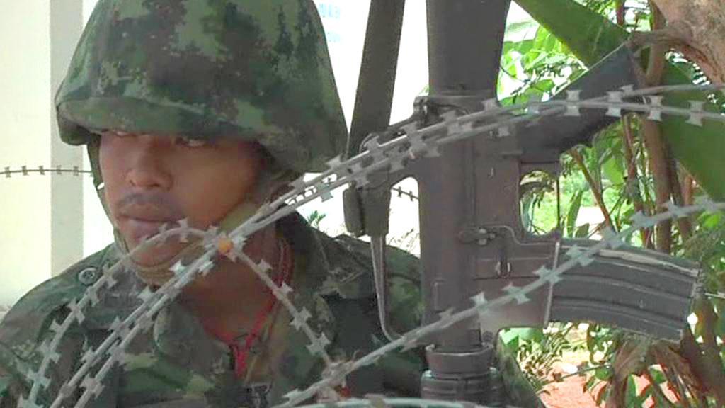 Thajsko-kambodžský konflikt