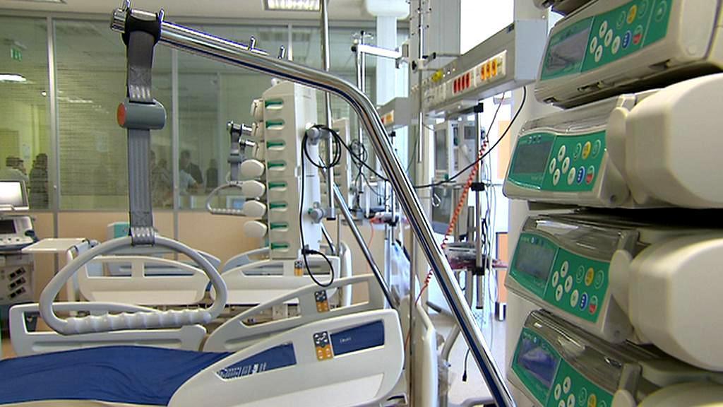 Nové oddělení hrudní chirurgie