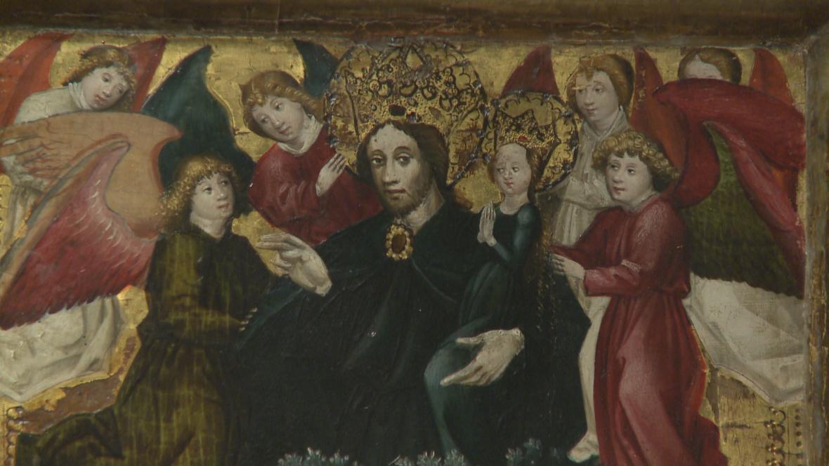 Svatojiřský oltář