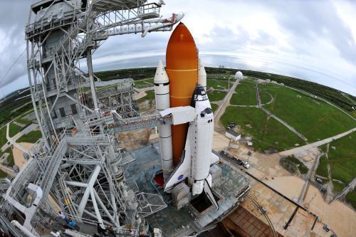 Raketoplán Atlantis se připravuje k poslednímu letu