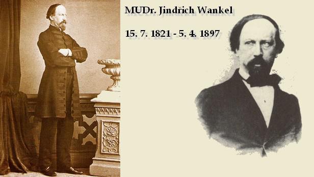 MUDr. Jindřich Wankel