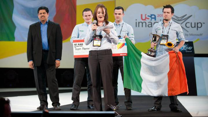 Microsoft Imagine Cup 2011