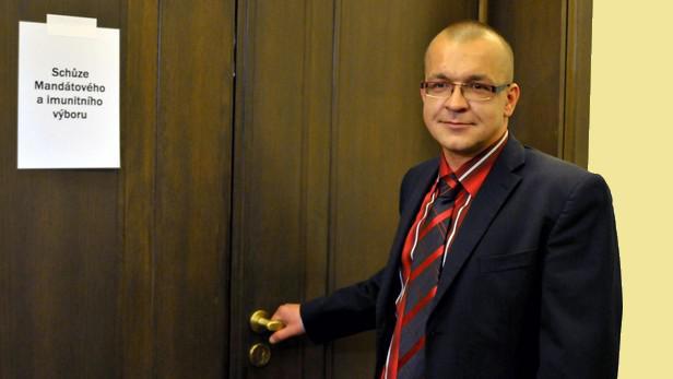 Poslanec Jaroslav Škárka