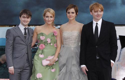 Světová premiéra posledního dílu Harryho Pottera