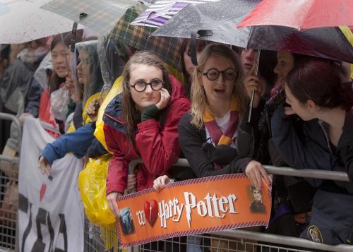 Čekání na poslední díl Harryho Pottera