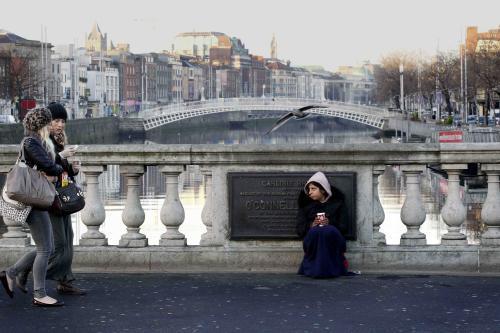 Irsko v dluzích