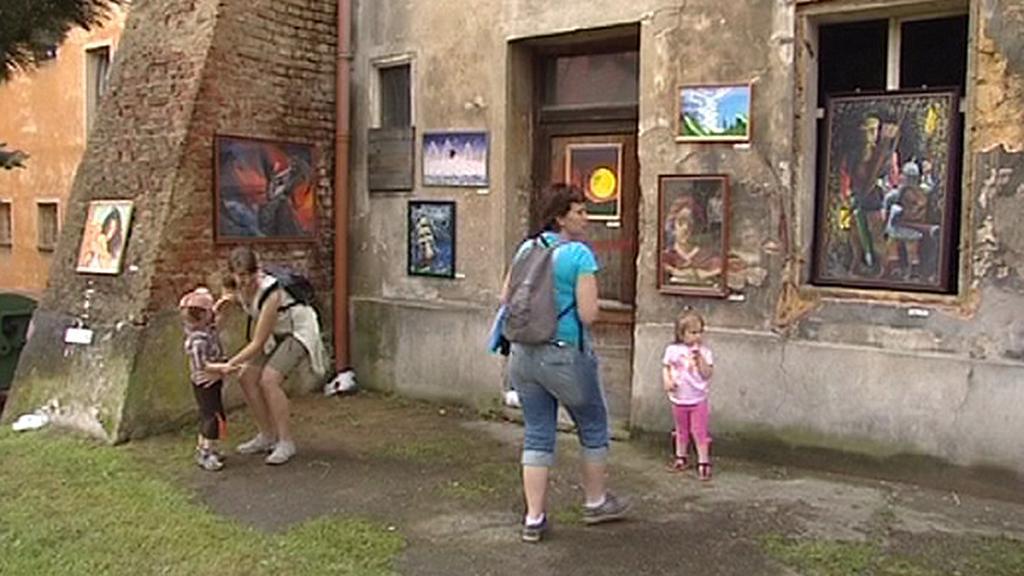 Chebské dvorky