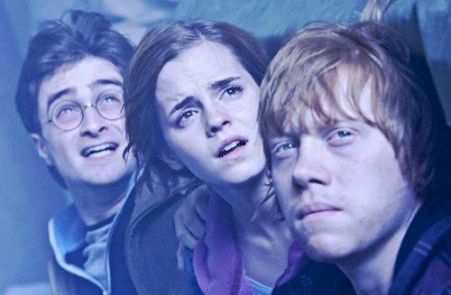 Harry Potter a Relikvie smrti / část 2