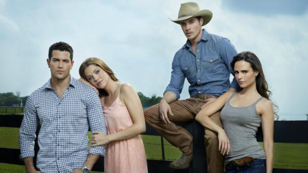 Nový seriál Dallas