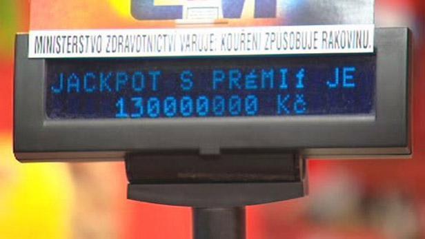 Jackpot Sportky