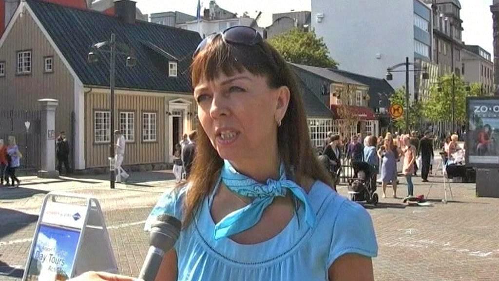 Siv Fridleifsdottirová