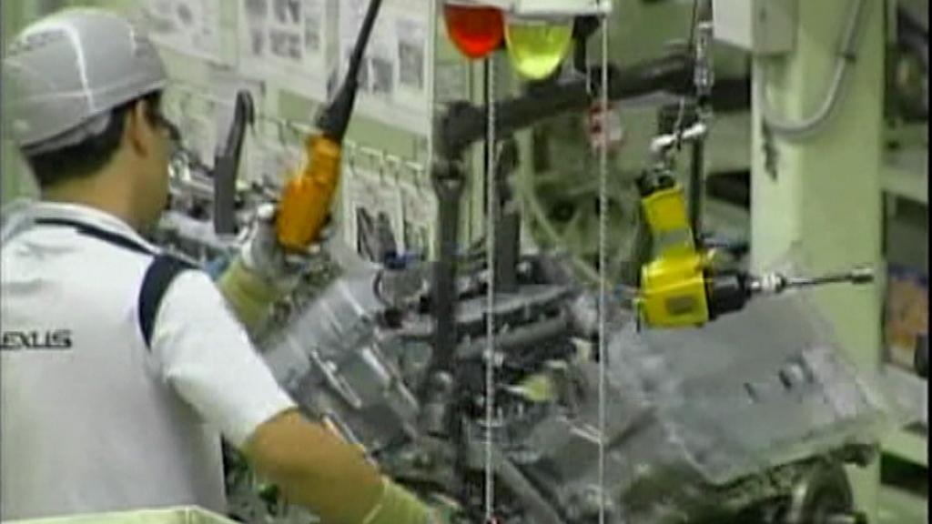 Výroba vozů Lexus