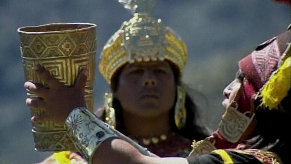 Oslavy objevení Machu Picchu