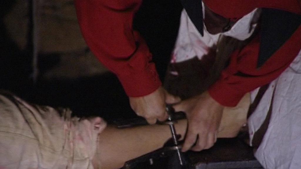 Ukázka mučení
