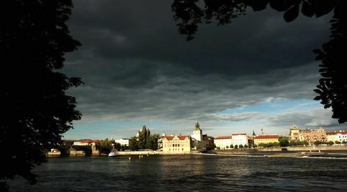 Dešťové mraky