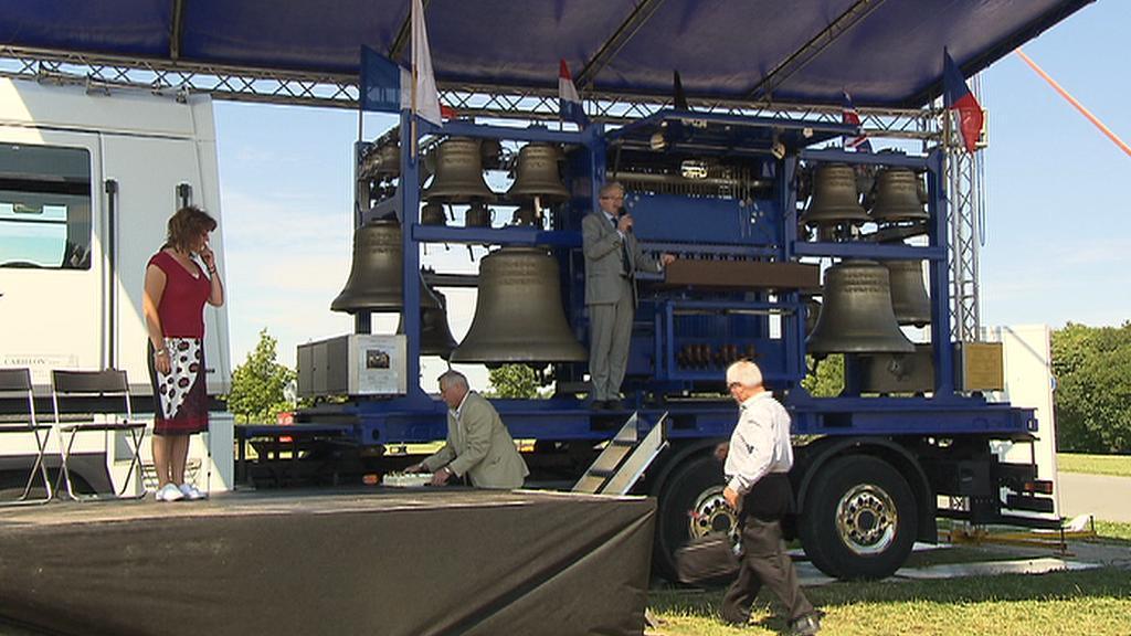 Mobilní zvonohra