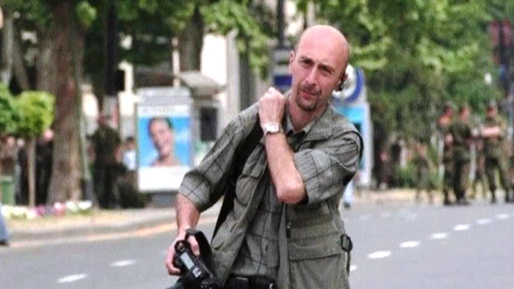 Zadržený fotograf