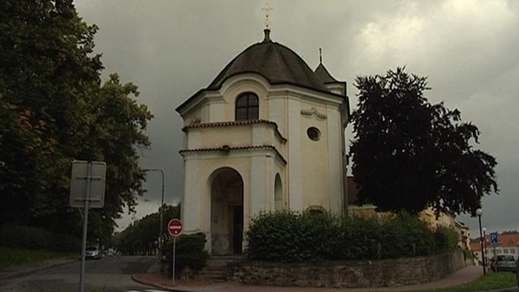 Kostel Panny Marie Sedmibolestné v Pelhřimově